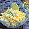 Skinny Mexican Corn Salad