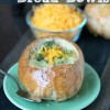 Easy Homemade Bread Bowls