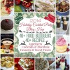 40+ Holiday Party Recipes #2014CocktailPartyHop