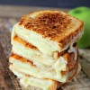 Apple Gouda Grilled Cheese