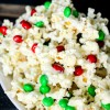 White Chocolate Peanut Butter Kettle Corn Clusters