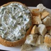 Guilt-Free Spinach Dip - Low Cal, Low Fat, High Protein!!