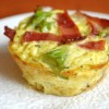 Broccoli, Bacon & Egg Cups