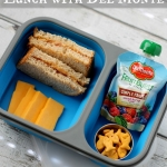 Easy Back to School Lunch with Del Monte