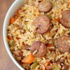 Guest Post: Easy Sausage Jambalaya