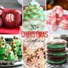 30+ Christmas Cookies