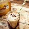 Chocolate Peanut Butter Oatmeal Smoothie