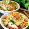 One Pot Teriyaki Chicken Noodles