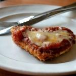 Skinny Baked Chicken Parmesan