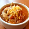 Healthy Chicken & White Bean Chili