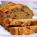 Greek Yogurt Strawberry Banana Bread - Healthy & Delicious!