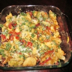 Guest Blog: Sun-Dried Tomato & Artichoke Chicken!