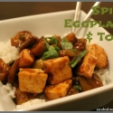Spicy Eggplant and Tofu