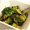Chinese Broccoli & Zucchini