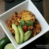 One Pot Mexican Quinoa Bowls