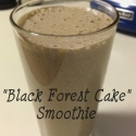 Guest Post: Black Forest Cake Smoothie