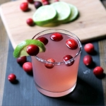 Cranberry Margaritas {Easy 5 Ingredients}