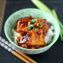 General Tso's Tofu (Vegetarian)