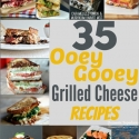 35 Ooey-Gooey Grilled Cheese Recipes