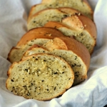 The Best Ever Easy Garlic Bread