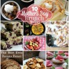Mother's Day Brunch Recipes (10+ recipes)