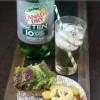 Veggie Burger Lunch