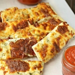 3 Herb Garlic Cheese Bread