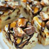 TWIX® Cheesecake Bars