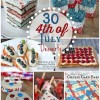 30 Fabulous 4th of July Desserts
