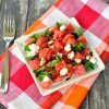 Guest Post: Watermelon Goat Cheese Salad