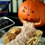 Halloween Chunky Cheese Dip