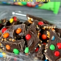 M&M's® Crispy Pretzel Bark