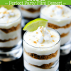 Key Lime Pie Shots (mini desserts)