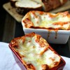 The BEST EVER Vegetable Lasagna