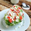 Simple Wedge Salad
