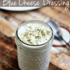 Homemade Chunky Blue Cheese Dressing (BEST EVER)