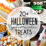 20+ Halloween Treats