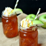 Caramel Apple Cider (Slow Cooker)