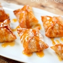 Caramel Apple Dumplings - perfect fall dessert!