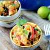One Pot Cheesy Mexican Pasta