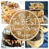 The BEST Peanut Butter Desserts {40+ Recipes}