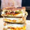 Heirloom Tomato Spicy Grilled Cheese
