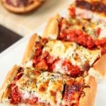 Easy Cheesy Italian Bread