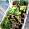 One Skillet Beef & Broccoli