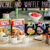 DIY Pancake & Waffle Party Bar