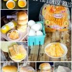 Make-Ahead Egg & Cheese Breakfast Sandwiches