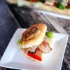 Easy BLT Sliders with Avocado Ranch