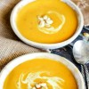 Pumpkin Coconut Curry Soup