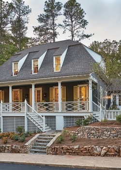 Southern Living Idea House + Delta Faucet Mess Makers Event