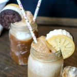 Easy Ice Cream Sandwich Floats